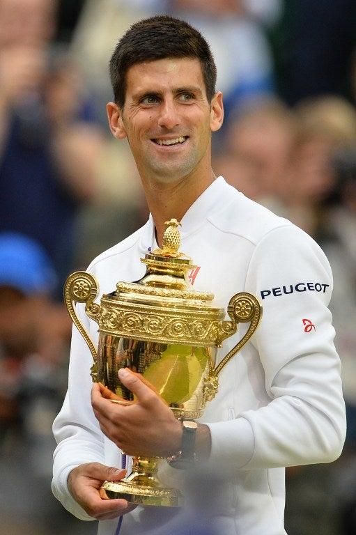 Djokovic derrota a Federer y gana su tercer título en Wimbledon