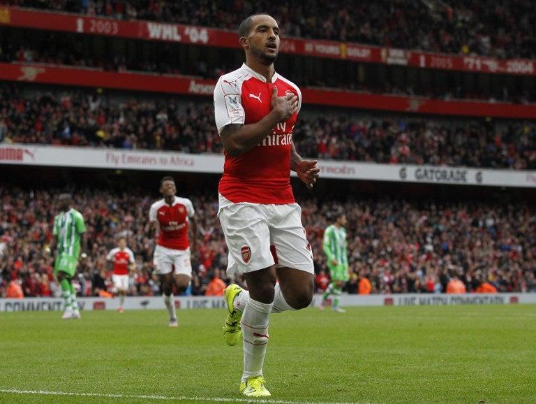 Arsenal ganó la Emirates Cup