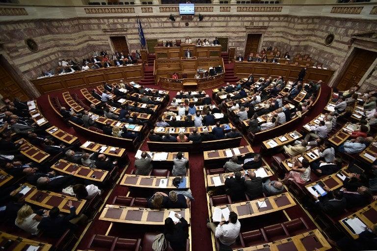 El parlamento griego votará acuerdo con acreedores tras explosivo informe del FMI