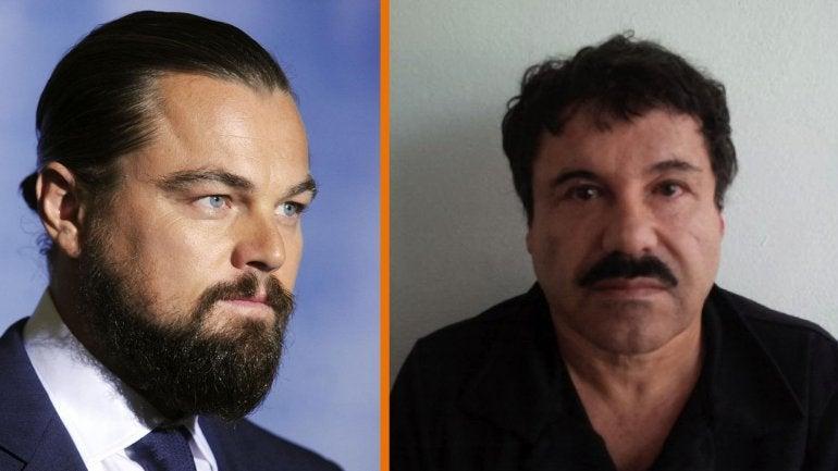 Leonardo DiCaprio sería el protagonista de la película sobre «El Chapo» Guzmán