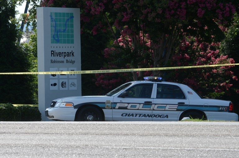 Cinco muertos en tiroteos en dos centros militares de EEUU