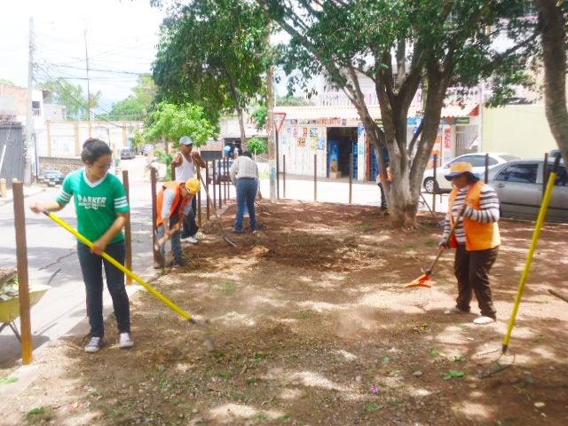 Reconstruirán parque infantil de la colonia  Hato de Enmedio