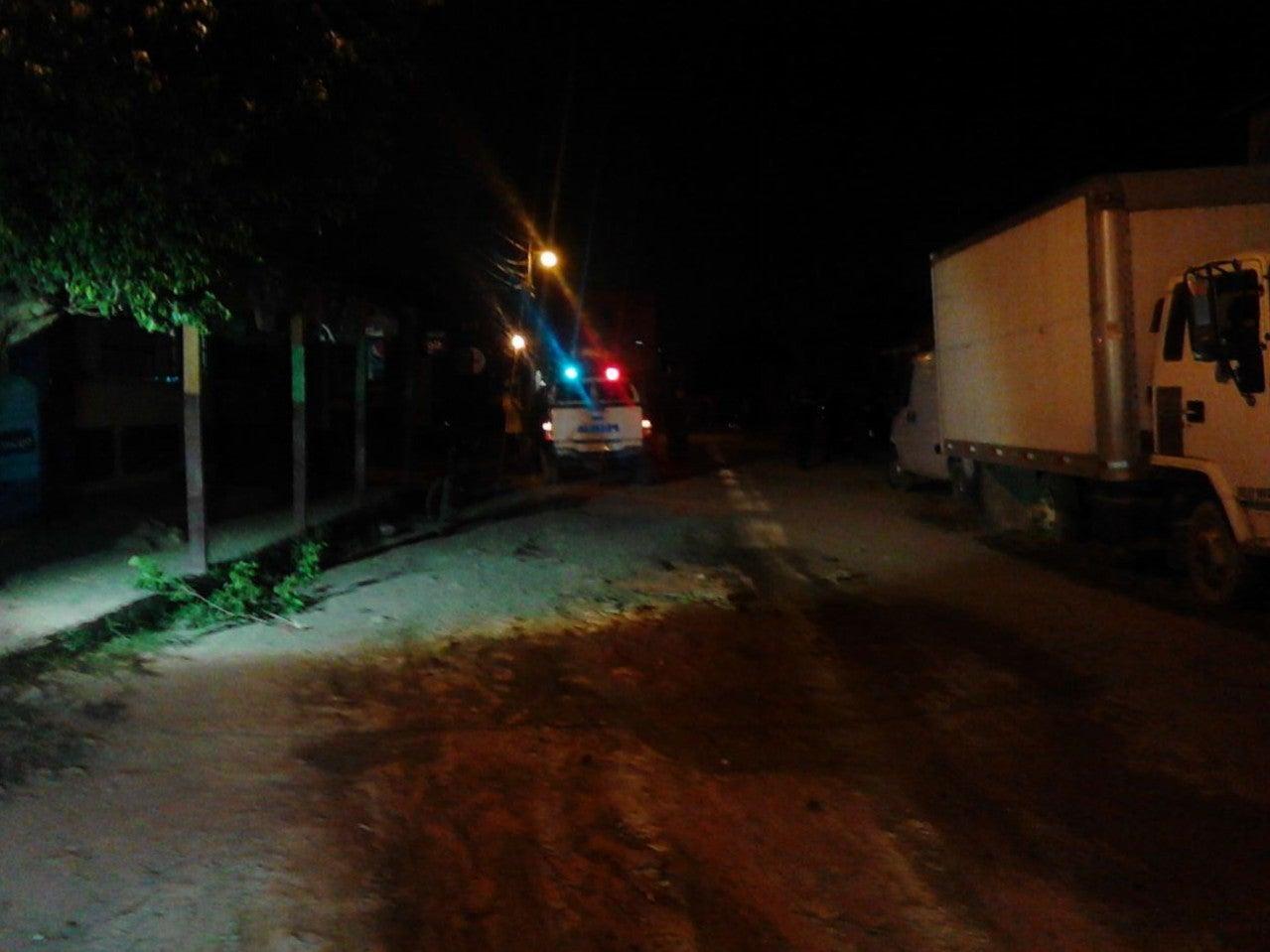 En SPS: Balacera entre maras deja tres muertos y otros tres heridos