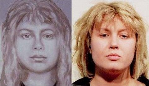 20 retratos hablados de criminales que dieron justo en el blanco