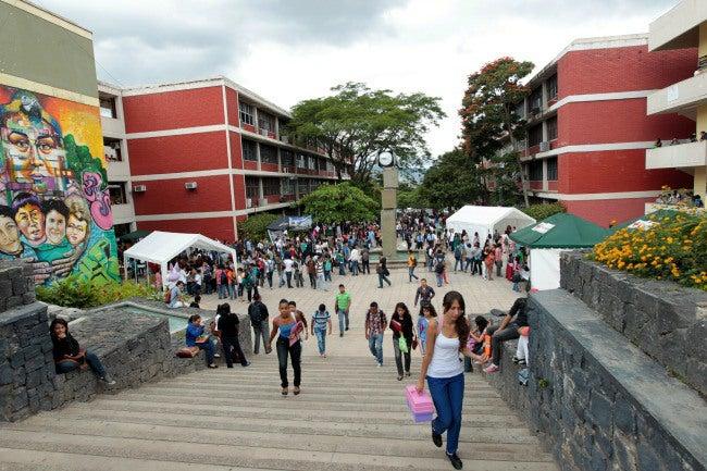Tegucigalpa: UNAH suspendió las actividades a partir de las 2:30 de la tarde