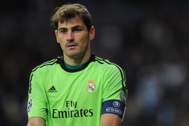 Iker Casillas deja el Real Madrid y se marcha al Oporto