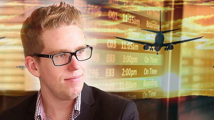 Hombre experto en estafar aerolíneas viaja gratis por el mundo