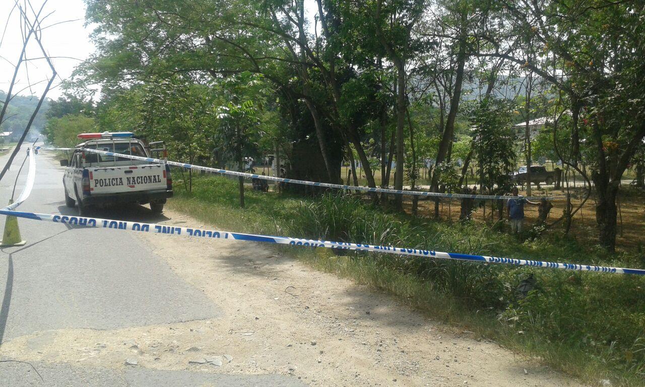 Honduras: Hallan cadáver de una persona en la colonia Pedrosa