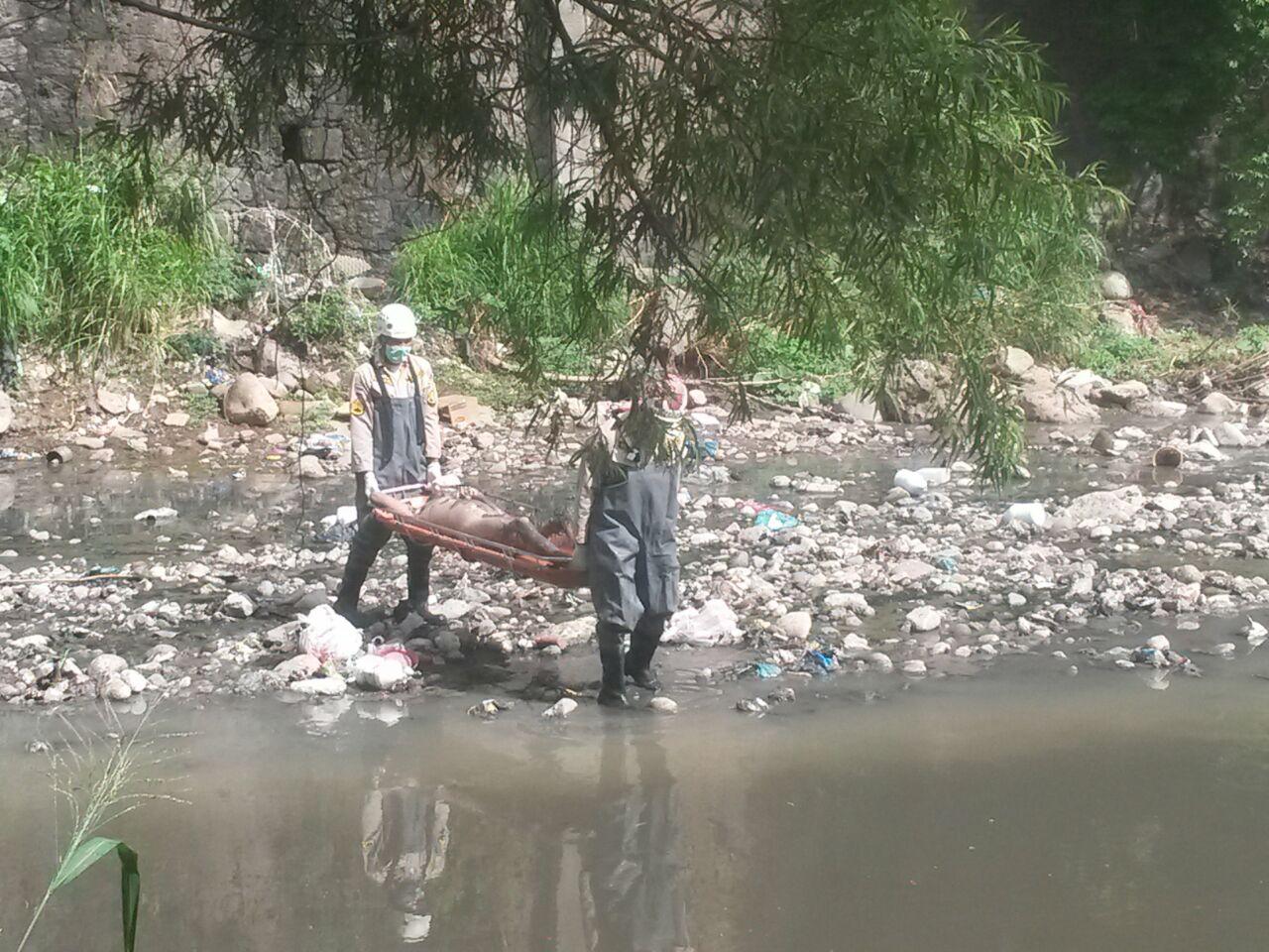 Honduras: Encuentran flotando cadáver en el río Guacerique