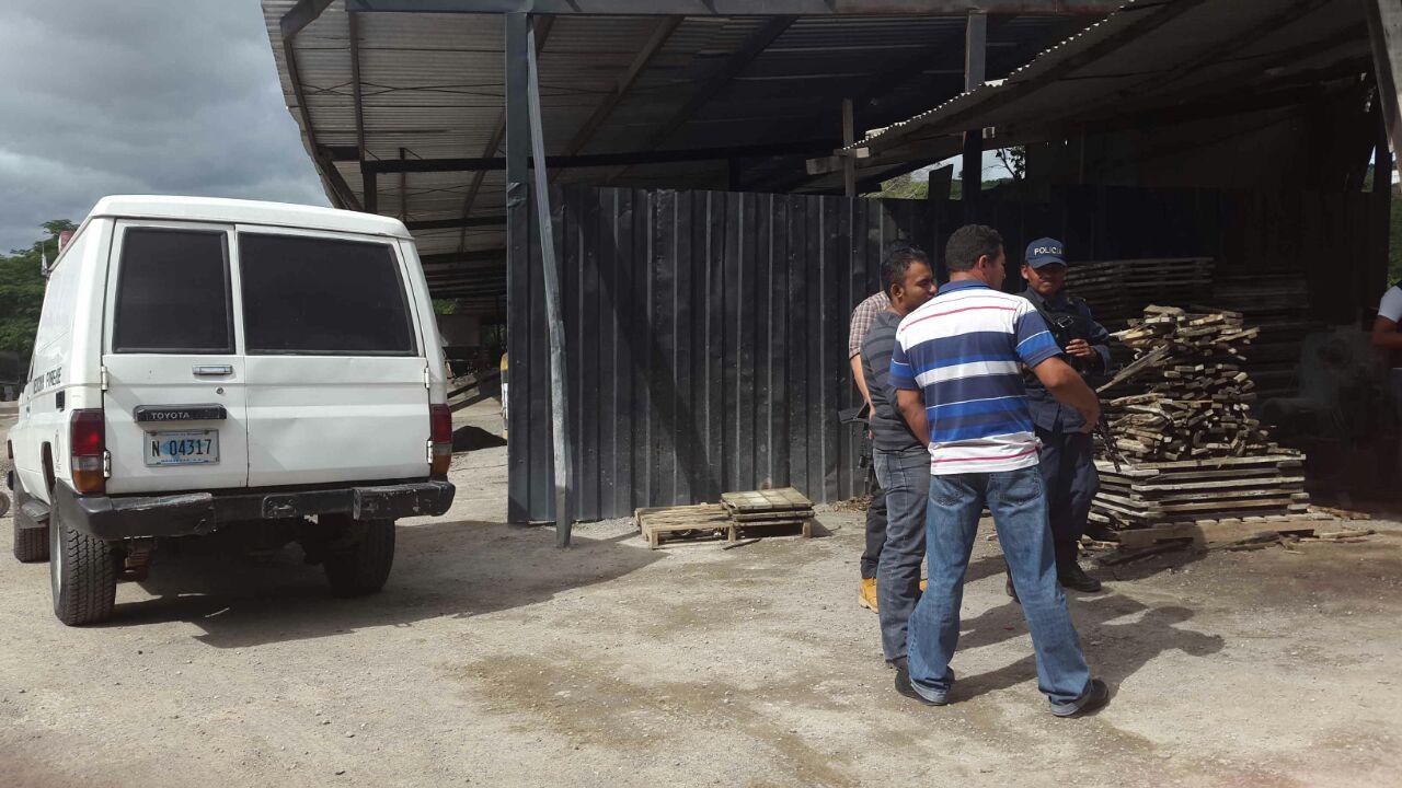 Honduras: Guardia de seguridad mata a obrero de una fábrica por accidente