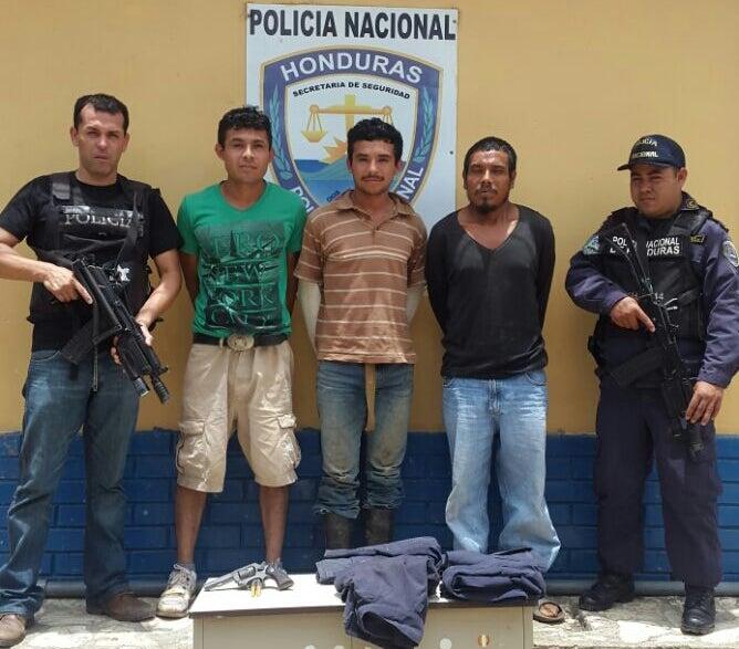 Honduras: Capturan al líder de la banda los «uruguayos»
