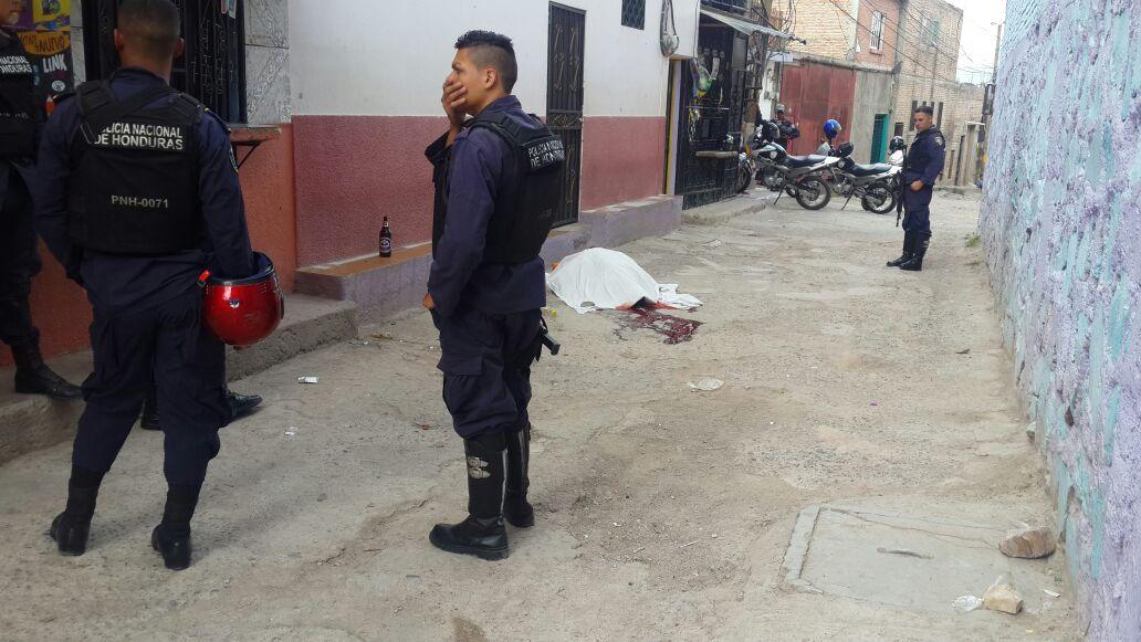 Honduras: Asesinan a un ciudadano mientras se embriagaba
