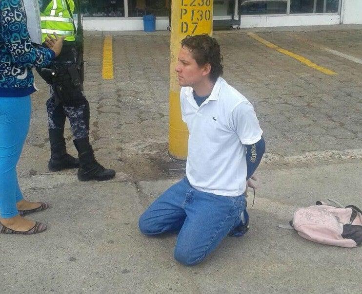 UNAH: Asaltaba en un taxi; lo capturan en flagrancia y lo dejaron en libertad porque no hubo denuncias