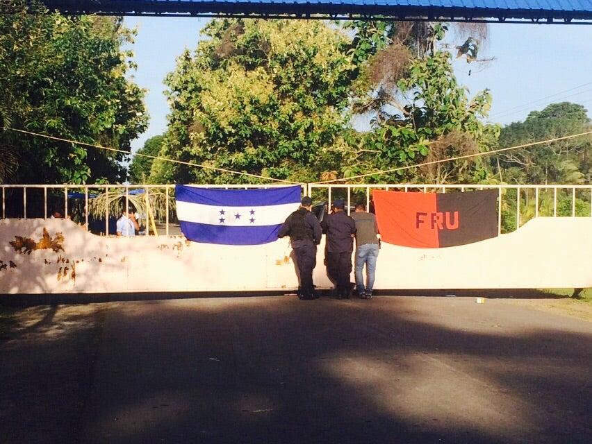 Honduras: Desalojan estudiantes de las instalaciones del CURLA