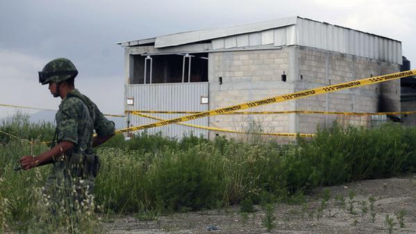 Imagen satelital demuestra que la 'casa de salida' de El Chapo fue construida hace 6 meses