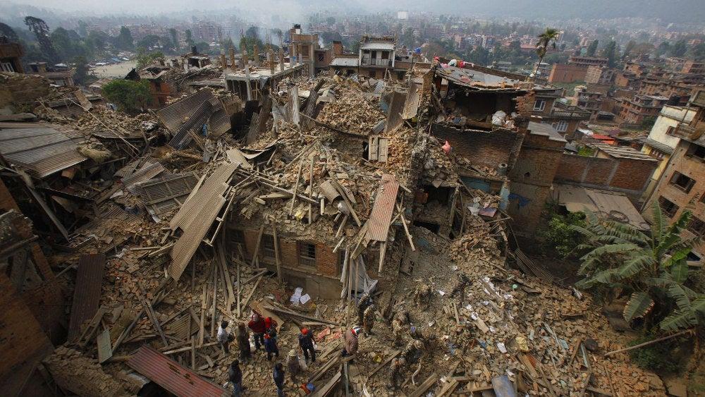 Catástrofes naturales fueron más mortales a principios de 2015 que de 2014 según estudio