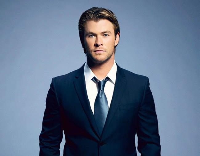 Chris Hemsworth aprende español