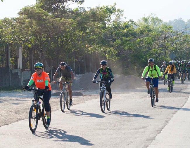 """Honduras: Ciclistas a desafiar el """"Cerro Negro"""""""