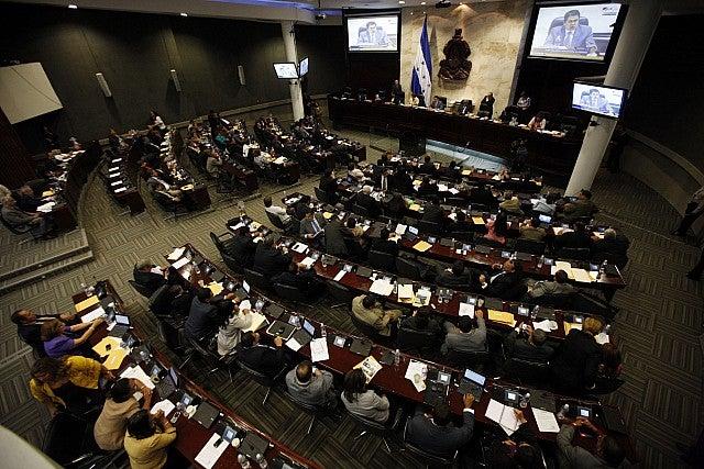 Ley de Trabajo Obligatorio en cárceles pasa a tercer y último debate en el CN