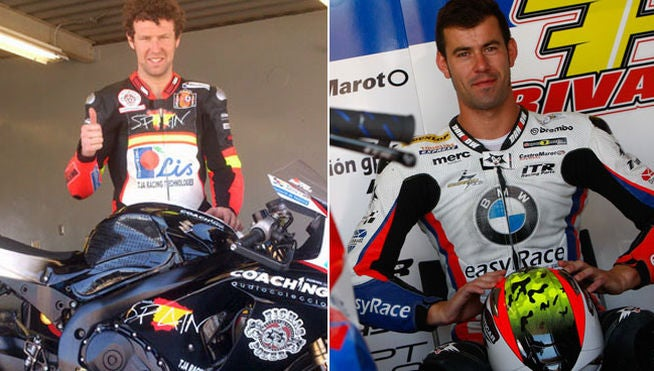 Fallecen dos pilotos españoles en una prueba de Superbikes en EEUU