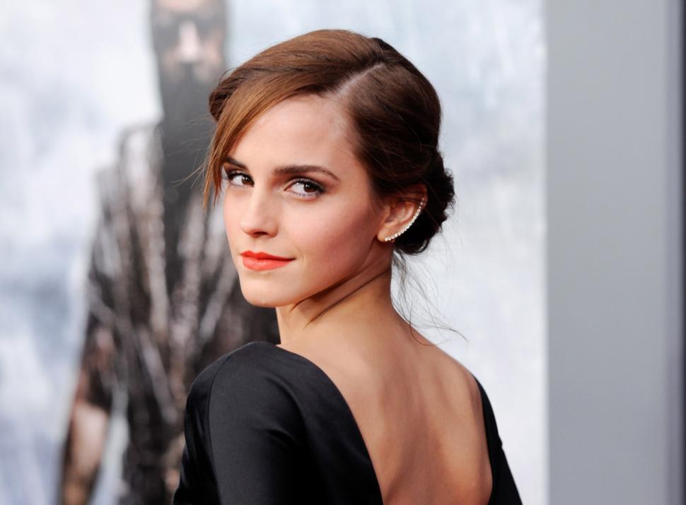 Emma Watson, salvada de ser secuestrada