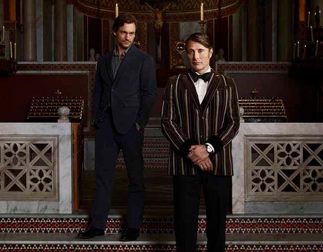 Hannibal elegante y sangrienta despedida