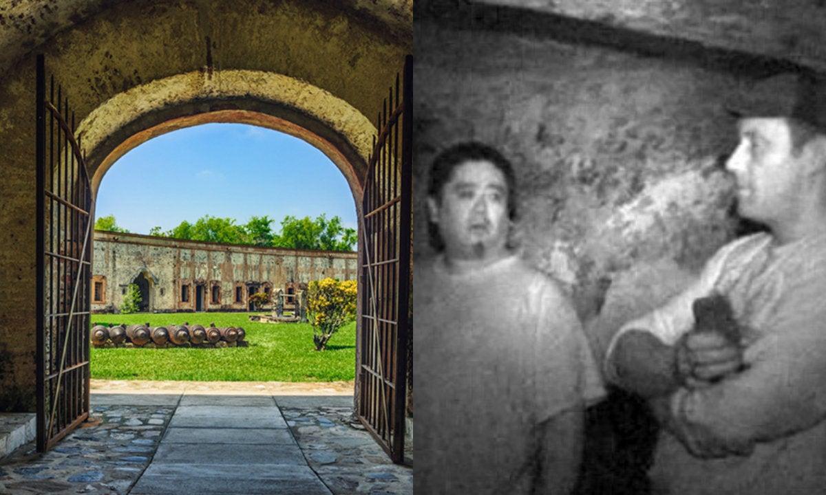 Honduras: El día que los «Ghost Hunters» visitaron la Fortaleza de San Fernando, Omoa