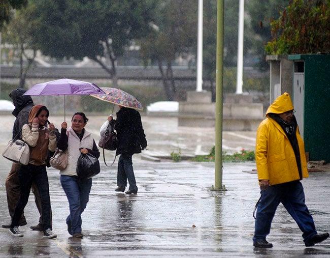 El jueves ingresará una onda tropical a Honduras