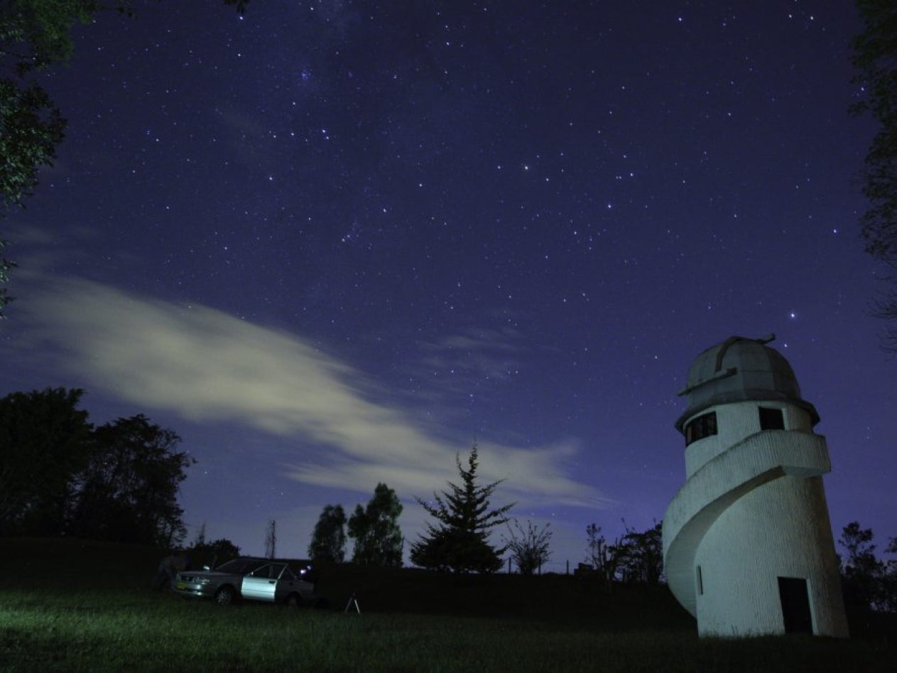 Las lluvias de estrellas que aún podrás observar este año
