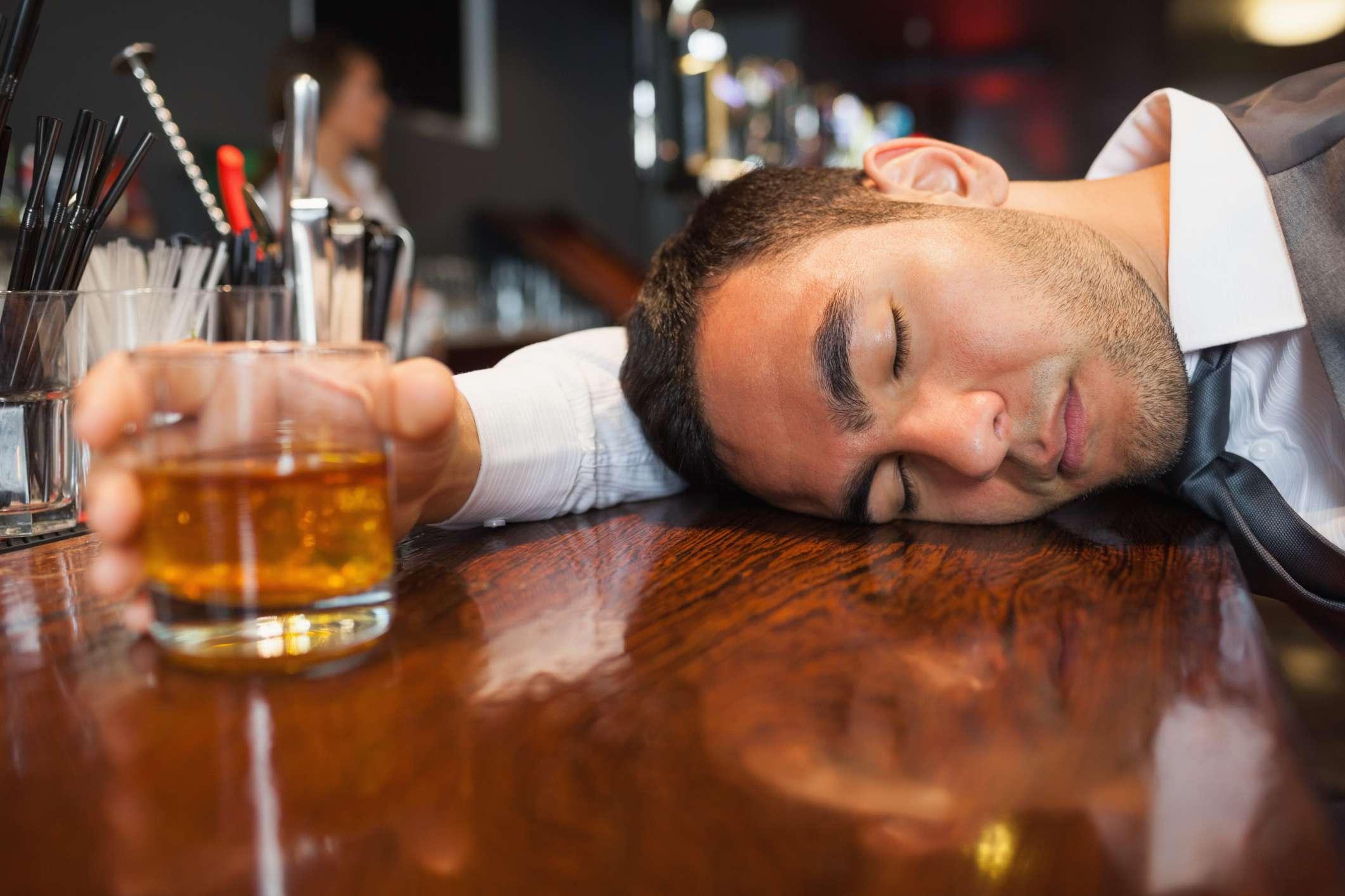 Los cuatro tipos de borrachos, según la ciencia