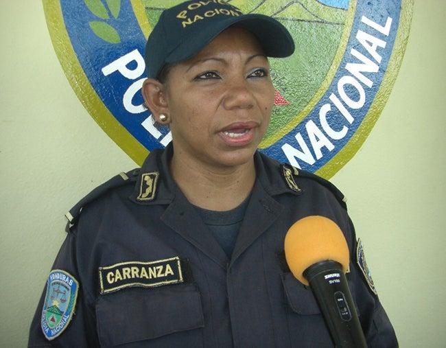 Acusada de asociación ilícita vuelve a patrullar