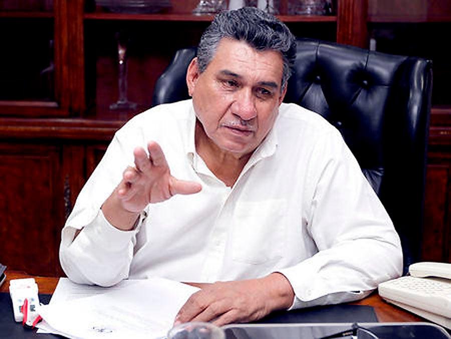 Humberto Palacios Moya: «Mi yerno debe responder por sus actos»
