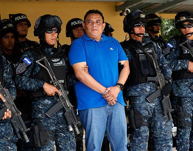 Honduras: Audiencia hoy a policía extraditable