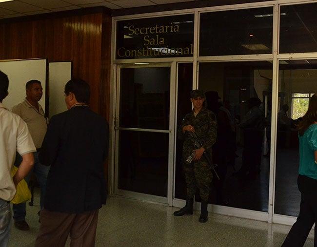 Sala Constitucional resolvería amparos presentados por la defensa del periodista Romero