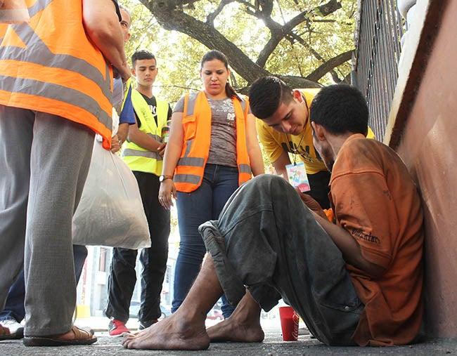 Honduras: Abrirán comedor para indigentes