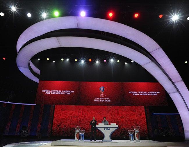 Eliminatoria Mundial-2018: Honduras el sábado conoce sus rivales