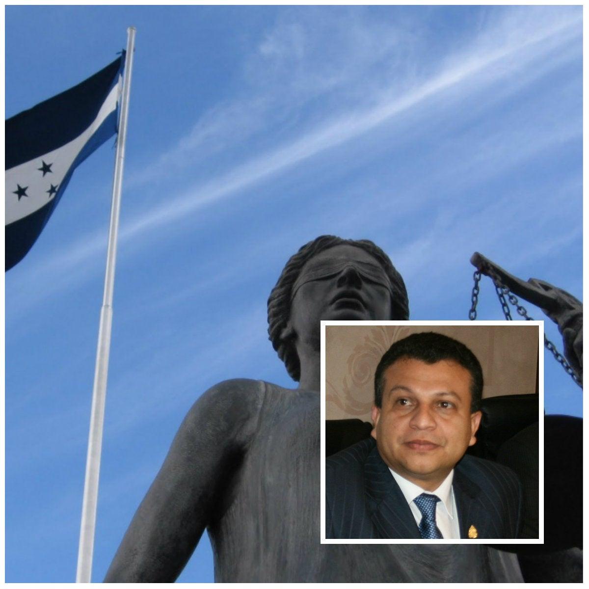 Pese a denuncias, la depuración continuará en el Poder Judicial dice Teodoro Bonilla