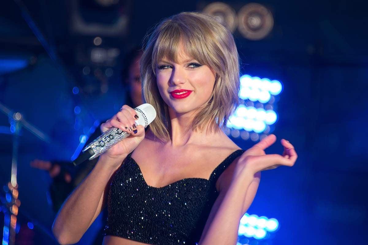 Taylor Swift, la favorita de los MTV 'Video Music Awards'