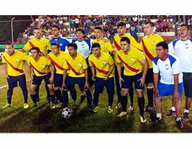 Trinidad FC,  campeón de Occidente