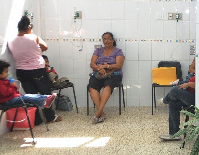 Honduras: Aconsejan vacunarse en esta temporada