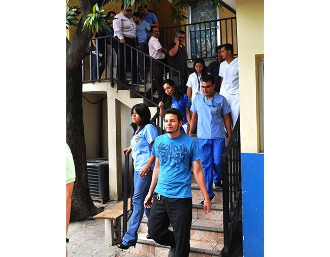 Honduras: Jueza ordena drásticas medidas contra estudiantes