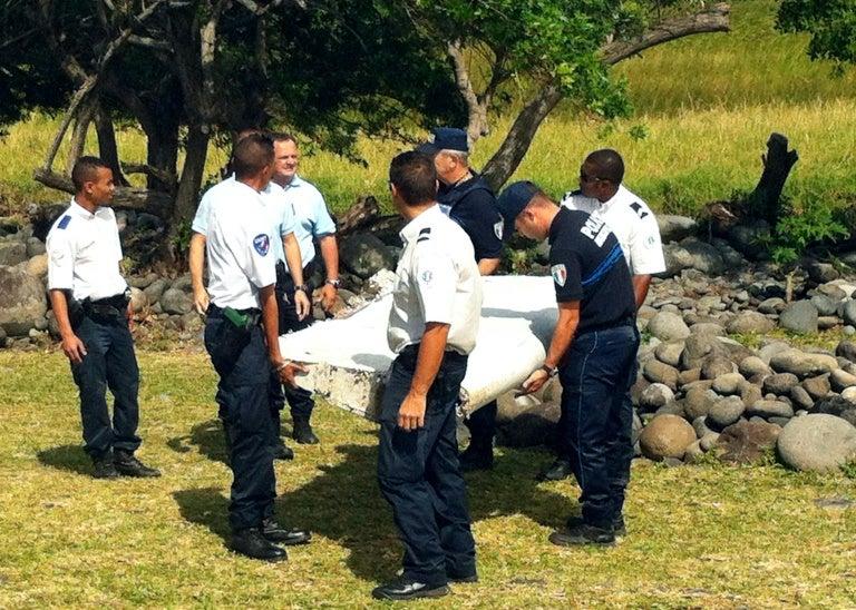 """Australia está """"cada vez más convencida"""" de haber hallado restos del vuelo MH370"""