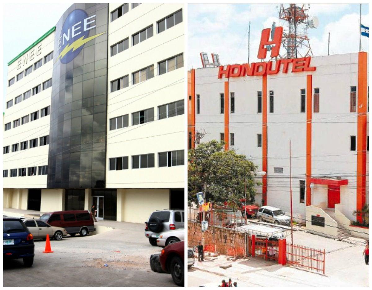 Inestabilidad de la ENEE y Hondutel ponen en riesgo el acuerdo con el FMI