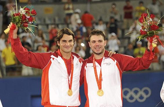 Wawrinka y Federer jugaran con Suiza para evitar descenso en Davis
