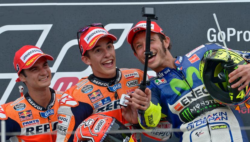 Marc Márquez gana GP de Alemania de MotoGP