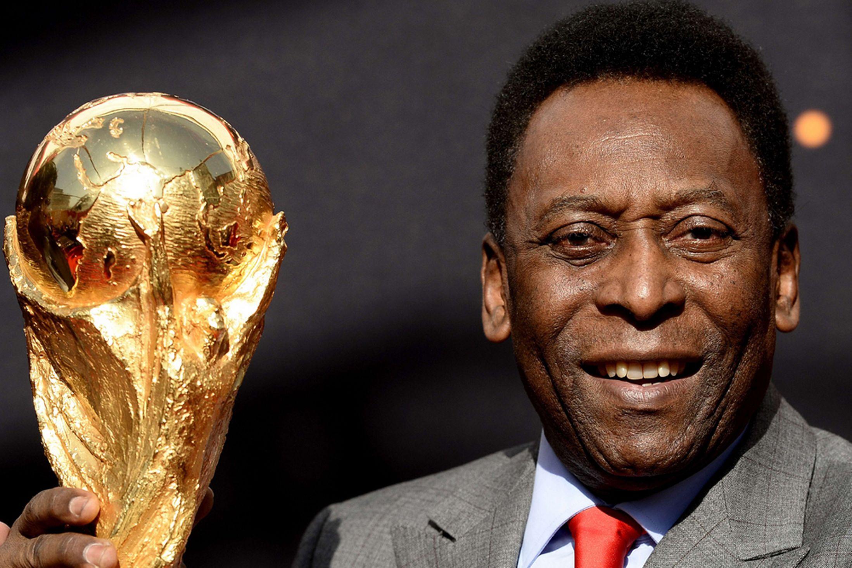 Pelé es nuevamente internado en un hospital de Brasil