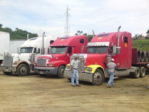 Transporte de carga anuncia incremento de 11 centavos de dólar a las tarifas
