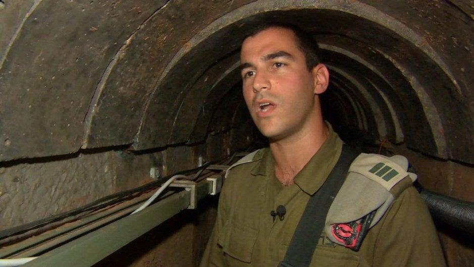 Campo de batalla del futuro: Israel y Hamas llevan conflicto bajo tierra