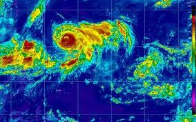 Dolores ya es huracán categoría 4 en el Pacífico mexicano