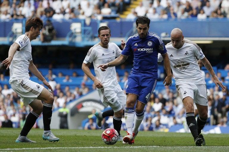 Chelsea comienza la Premier League con un empate